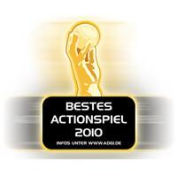 bestes action spiel 2010